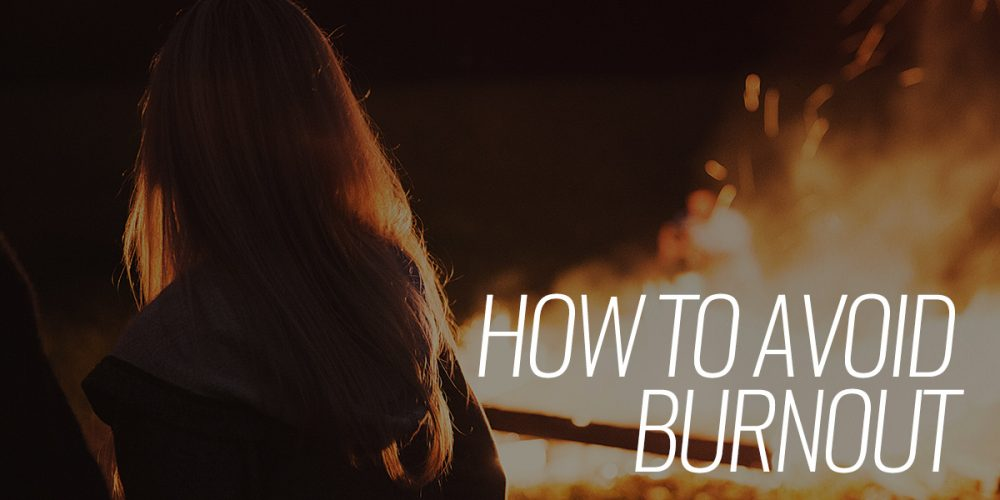 How To Avoid Burnout - image