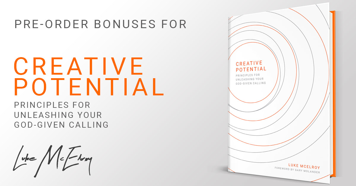 Bonuses for Creative Potential Book